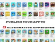 Publish Your Android or iOS App To THREE Alternative App Stores