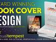 Design a professional ebook, book, createspace, kindle book cover