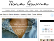 Guest post on NoraGouma.com (Beauty, Fashion Blog) DA 38 Do Follow