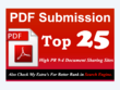 Submit your Article in pdf Submission to Top 25 High PR 9 to 4 doc Sharing sites