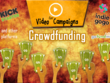 Create a professional CROWDFUNDING intro video for your campaign