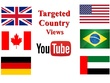 Provide Targeted 2k-3k YouTube Views From More Than 20 Country