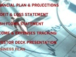 Write tailor made Business Plan & Financials Forecasts