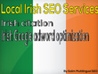 Do Local Irish SEO Services