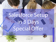 Setup your Salesfoce