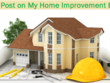 Guest Post on my Home Improvement Blog DA40+
