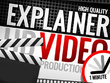 Create an amazing high quality EXPLAINER video