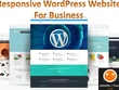 Do Create Responsive WordPress Website For Business