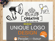 Desgin A Unique LOGO. UK Based. + FREE BUSINESS CARD