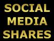 Manually 200+ Social Media Shares for website, blog, or any URL