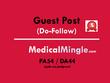 Guest post on Health Medicalmingle / Medicalmingle.com