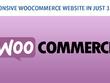 Design & Develop a Resonsive WordPress eCommerce (Woocommerce) Website