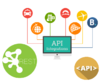Do API, web service integration to web app in php