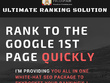 Rank you Google 1st page with High DA Web 2.0 Backlinks