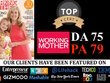 Guest Post On WorkingMother.com - DA 77, PA79 TF 28 do follow link -USA magazine
