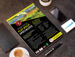 Convert your Text brief into Nice Flyer/Leaflet/Brochure Advertisement