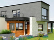 Make  professional Mordern stylish Exterior and landscaping