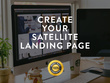 Create your high ranking SEO Satellite Landing Page