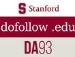 Publish a guest post on CollegePuzzle.Stanford.edu - DA93, TF42