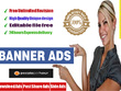 Design Awesome Banner Ads