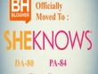 Able to publish Guest Post on BlogHer to Shekows