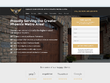 Design UI/UX lead-generation landing page (PSD only)
