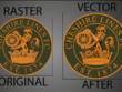 Vectorise Logo, Convert Image To Vector