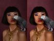 Professional photo retouching (2 images)