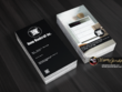 Create 3d Premium Business Card Visualization and Design