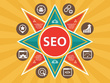 200 seo backlink in your Website url / social media