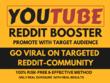 Promote YouTube Video On REDDIT