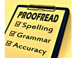 Professionally proofread and edit up to 50,000 words