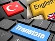 1k words Turkish  English Translation