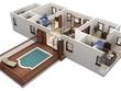 Create professional 3D floor plan
