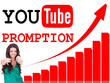 Promote Youtube Video To REAL Audience Encouraging Views (BASIC)