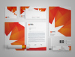 Design complete business stationary with unlimited revision