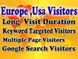 Deliver 1000 Organic & Social Traffic Daily with Low Bounce Rate