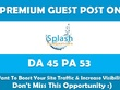 Write & Publish Premium Guest Post on  Lasplash.com Dofollow
