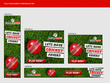Design fantastic banner (Google Adwords) ads set with unlimited revision in 24 Hours