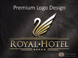 Design premium quality Logo + source file incl