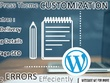 Install, Customize And Edit WordPress Theme