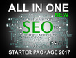 All in One Starter Package - White Hat SEO TOP Google Ranking