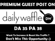 Publish Guest Post on Dailywaffle. Dailywaffle.co.uk - DA39
