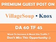 Write & Publish Guest Post on Knox.villagesoup.com - DA 60