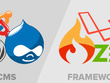 Write PHP Scripts In Yii1 Or 2, Laravel, CodeIgniter or any other php framewok or CMS