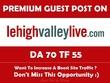 Write & Publish Guest Post on Lehigh Valley News. Lehighvalleylive.com - DA 70