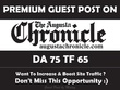 Write & Publish Guest Post on Chronicle.Augusta.com -DA 75