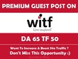 Write & Publish Guest Post on WITF Newspaper. witf.org - DA 65