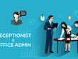 Provide 3 hours of office admin