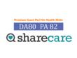 Write and publish a guest post on Sharecare.com ( DA -80 )